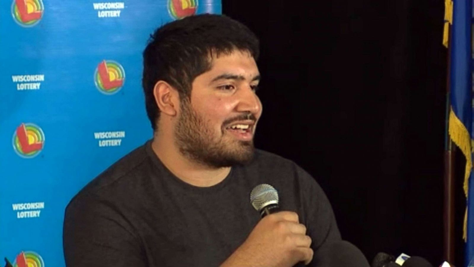24-year-old Wisconsin man Manuel Franco is winner of $768