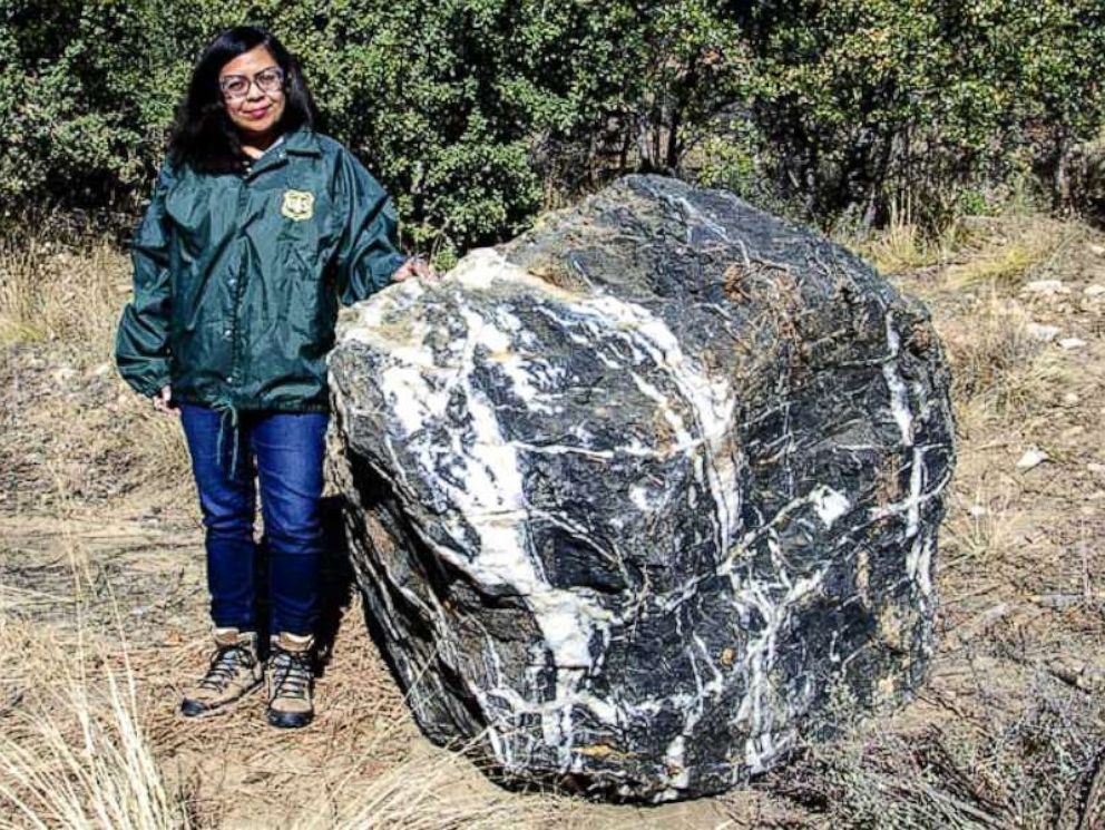 One-tonne boulder in Arizona officially back home after head-scratching disappearance