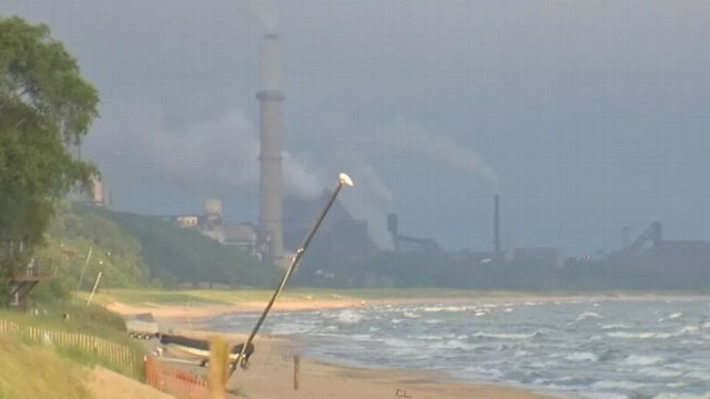 Mysterious Substance That Forced Indiana Beach Evacuations