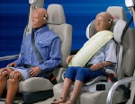 PHOTO: Inflatable seatbelts