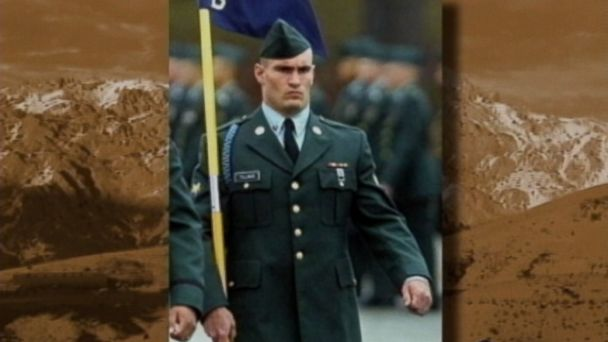VIDEO: The NFL players letters and journal entries shed light on his decision to enlist in the Army.