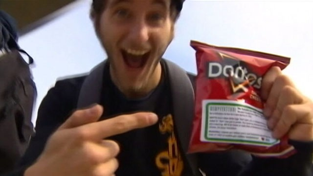 Cops Ran Out of Free Doritos in 10 Minutes at Seattle Pot Festival