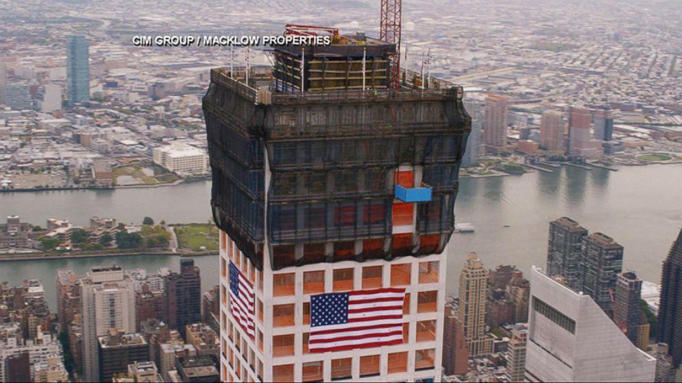 Inside The Tallest Residential Building