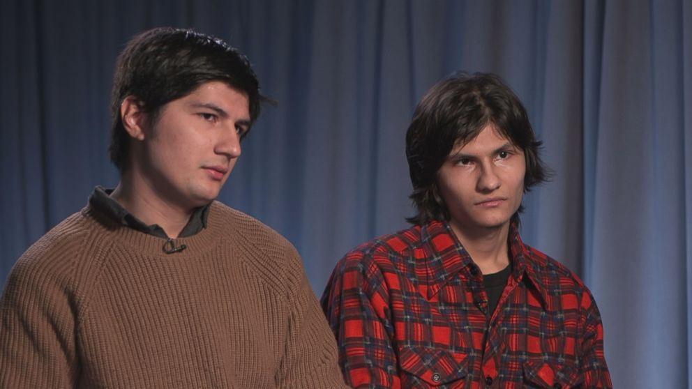 Twin bothers Govinda Angulo and Josef Reisenbichler reflected on their life since leaving the small New York City apartment they were confined to for over a decade.