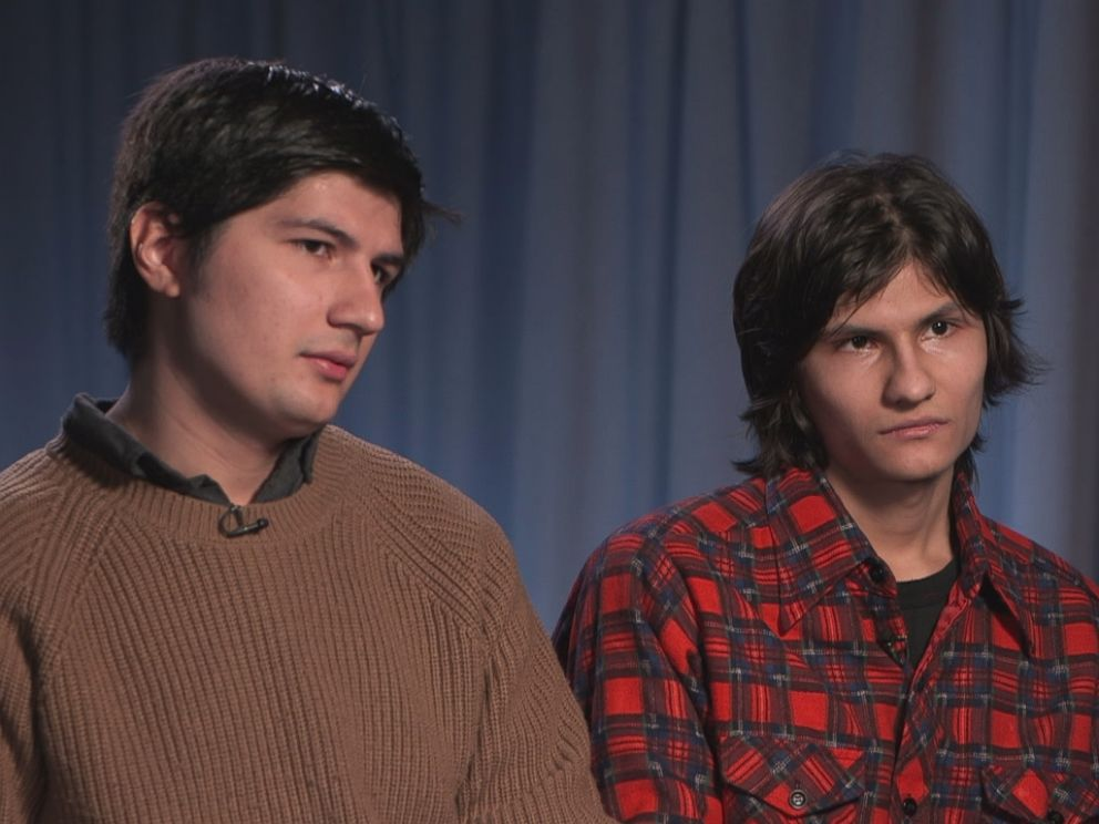 PHOTO: Twin bothers Govinda Angulo and Josef Reisenbichler reflected on their life since leaving the small New York City apartment they were confined to for over a decade.