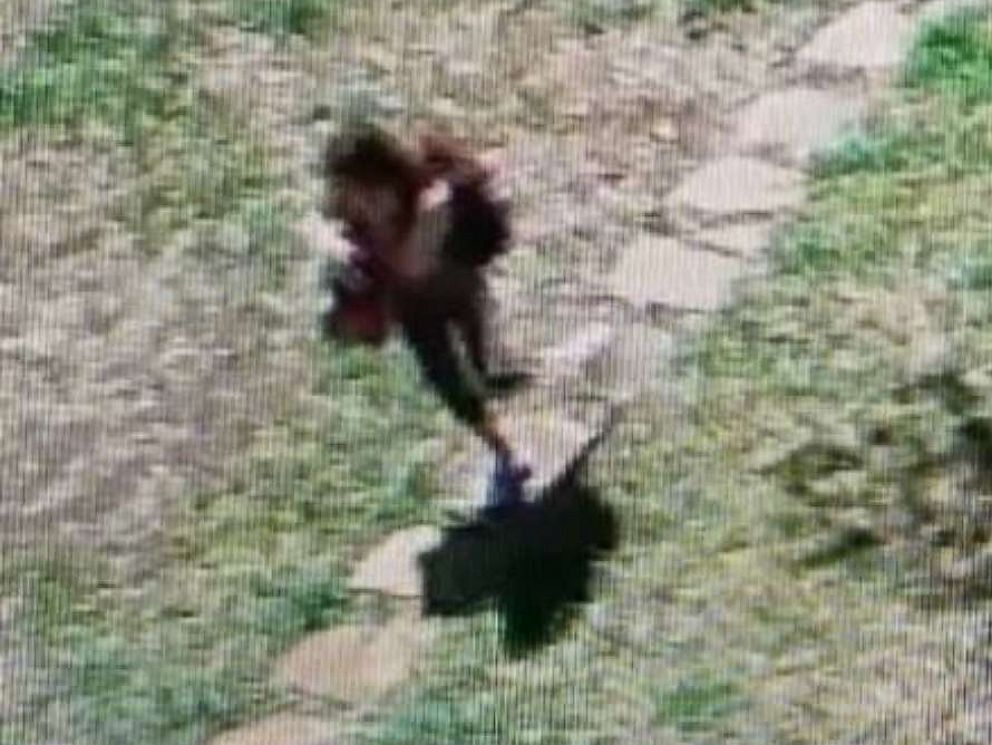 PHOTO: Authorities in Texas released this image asking for help in finding a young woman who they say mysteriously pleaded for help through a homes security system before fleeing the scene, April 9, 2019.