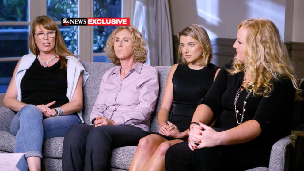 Women who accused a former University of Southern California campus gynecologist of sexual misconduct speak out in an exclusive interview with ABC News.