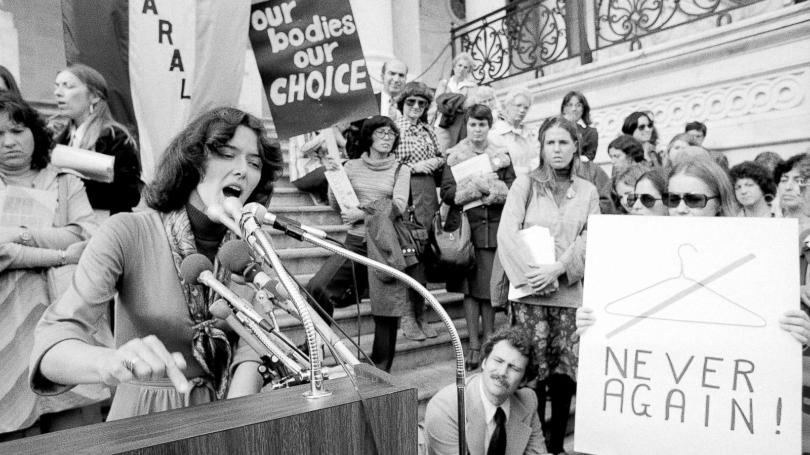 Women share what abortion was like before Roe v. Wade: 'I was one of the lucky ones, I survived' - ABC News