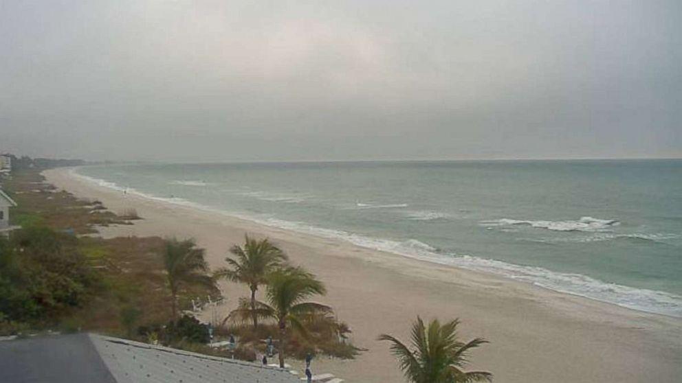 Σοβαρή καιρός δυνατό παρασκευή στη νότια Φλόριντα