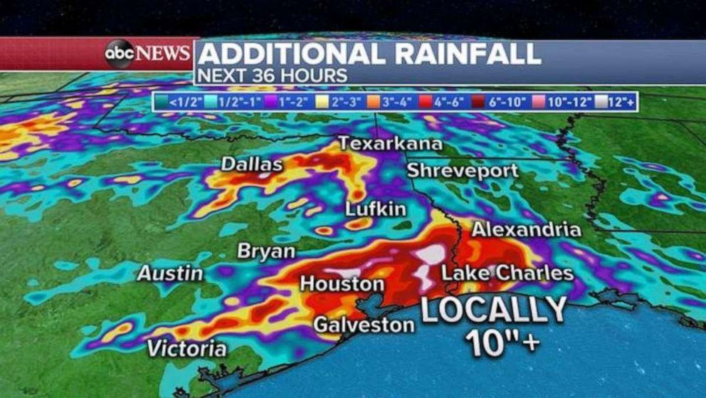 PHOTO: Flash floods hit Texas.