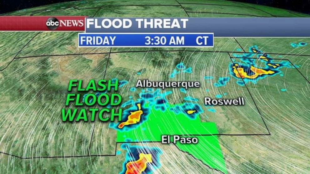 PHOTO: Flood threat