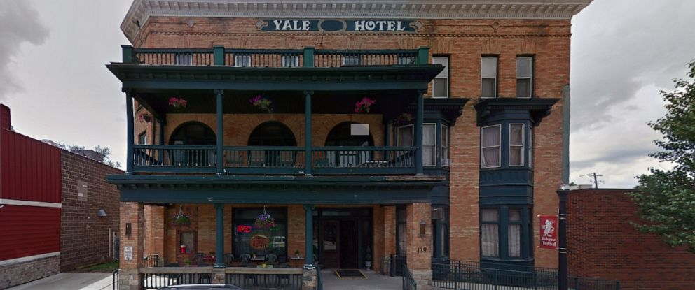 PHOTO: The Yale Hotel in Michigan is seen here in this Google Maps Street View image taken in August 2018.