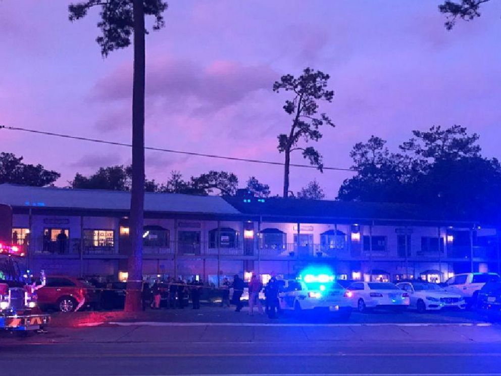 PHOTO: A gunman opened fire at a yoga studio in Tallahasse, Florida, on Nov. 2, 2018. Two people were killed and the shooter committed suicide, police said.