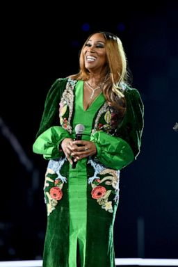 PHOTO: Yolanda Adams performs onstage during the 61st annual Grammy awards at Staples Center, Feb. 10, 2019, in Los Angeles.