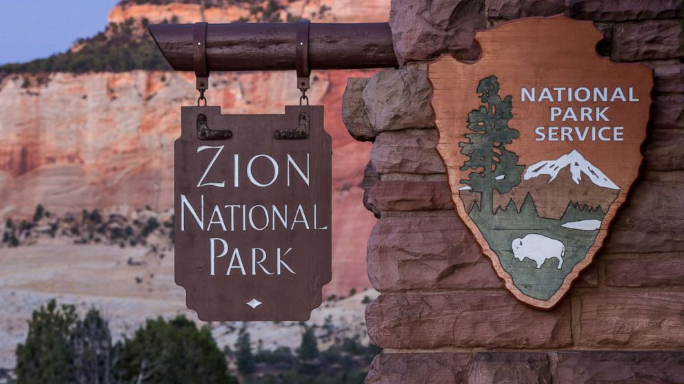 Arizona man rescued at Zion National Park after getting trapped in quicksand thumbnail