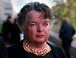 PHOTO: Former San Diego mayor Maureen OConnor leaves federal court, Feb. 14, 2013, in San Diego.