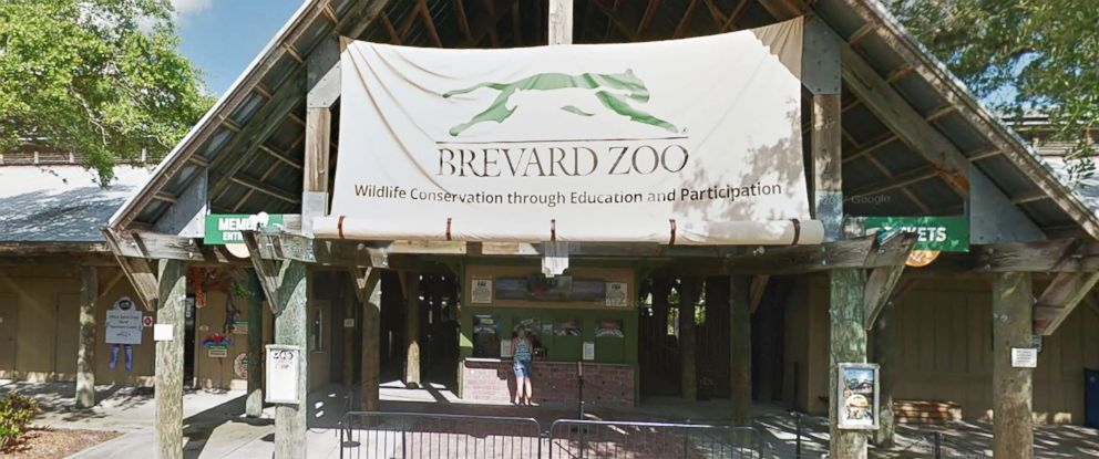 PHOTO: Brevard Zoo in Melbourne, Fla., is pictured in this undated image from Google.