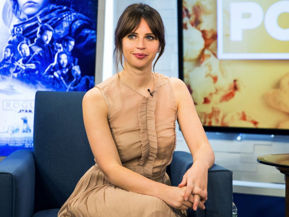 'Rogue One' Star Felicity Jones Spill Her Secrets About the Film
