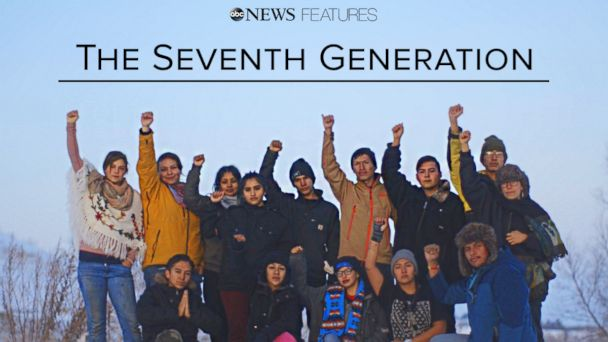 Revealing documentary on the youths at the heart of the Standing Rock protests against the Dakota Access pipeline