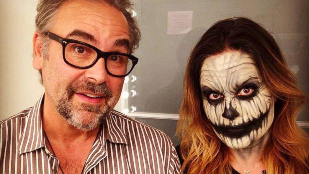 Halloween Tricks From Oscar-Winning Makeup Artist
