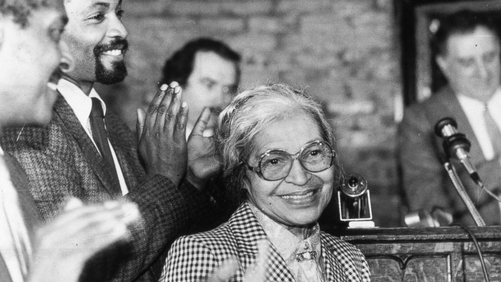 Rosa Parks 60th Anniversary Of Day She Refused To Give Up