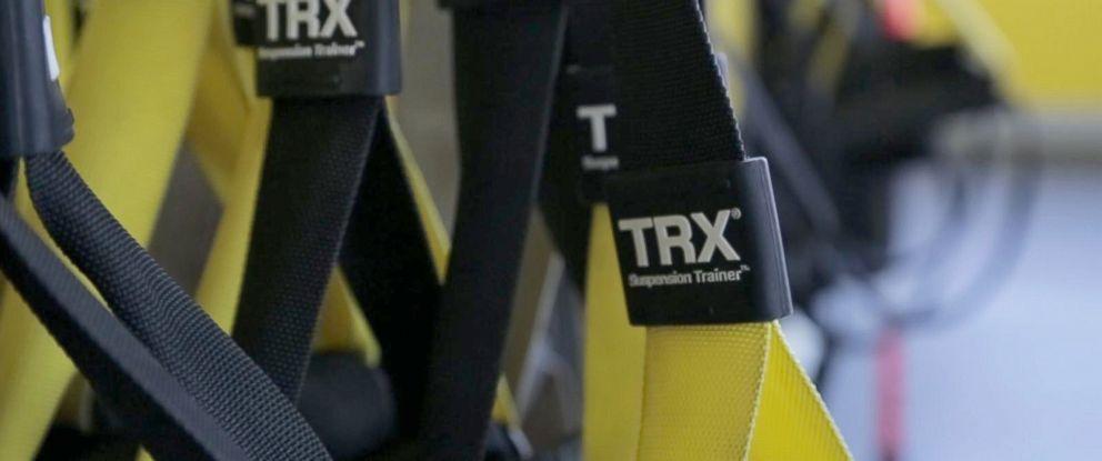 PHOTO: TRX Headquarters, San Francisco, CA.
