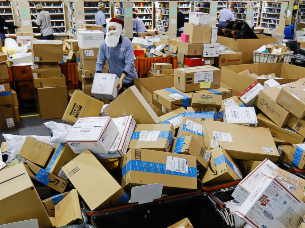 Is Trump's 'Task Force' Targeting USPS Relationship With Amazon?