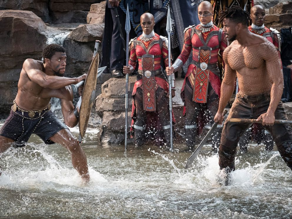 Black Panther' becomes highest-grossing superhero film in the US
