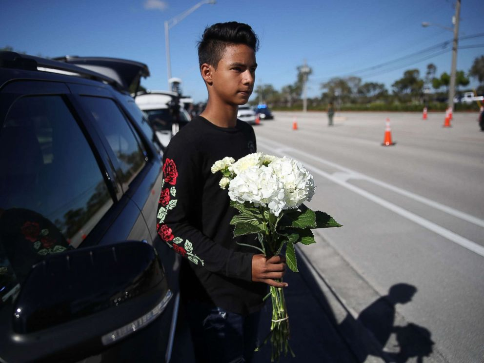 Funerals Begin For Victims Gunned Down At Florida High School Abc News
