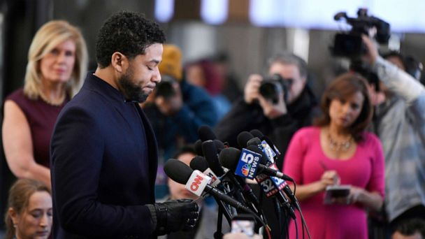 'No plans' for Jussie Smollett to return to 'Empire' amid hate crime fallout