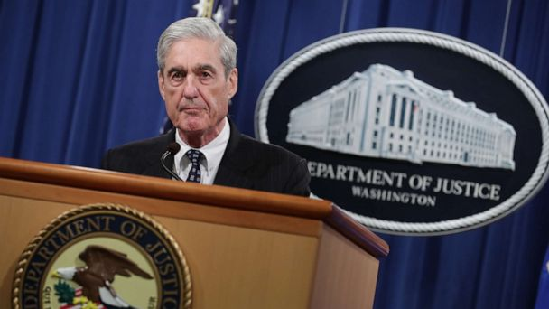Robert Mueller's congressional testimony delayed by a week