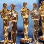 """Oscar statues are displayed at the 2007 """"Meet the Oscars"""" presented by the Academy of Motion Pictures Arts and Sciences on Feb. 12, 2007, in New York City."""