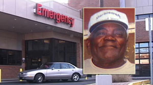 PHOTO: 61-year-old Portland, Ore. man died in the parking lot of a hospital