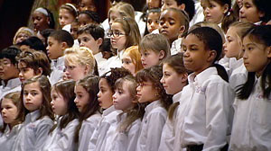 PHOTO The Boston Childrens Chorus is a talented group of young musicians who have delighted audiences across the country.