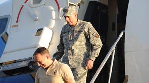 Petraeus Arrives in Afghanistan