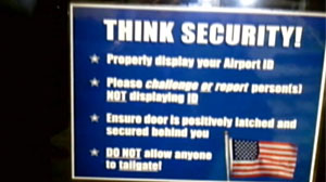 Photo: Whistleblower Pilot Exposes Security Lapses: A pilot in California posts video of what he says are TSA flaws