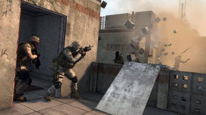 The Six Days in Fallujah video game is causing an uproar among families of soldiers who died fighting in Fallujah