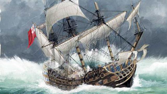 PHOTO:HMS Sussex