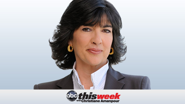 Christiane Amanpour on This Week