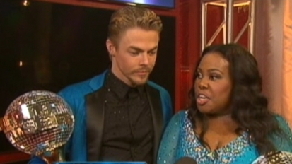 Amber Riley Wins Season 17 of Dancing With the Stars