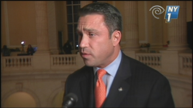 Congressman Michael Grimm Threatens TV News Reporter