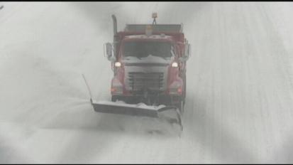 Massive Snow Storm Slams Dozens of States