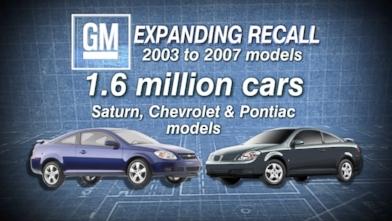 Federal investigation over general motors car recall video for General motors vehicle recalls
