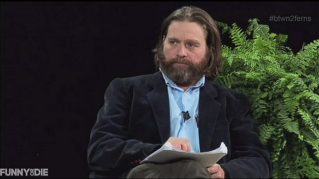 President Obama and Zach Galifianakis: Between Two Ferns
