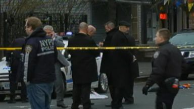 Exclusive: Inside the NYPD Video - ABC News