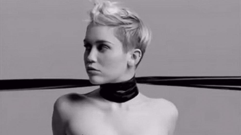 Miley Cyrus Releases 'My Sad Christmas Song' - ABC News