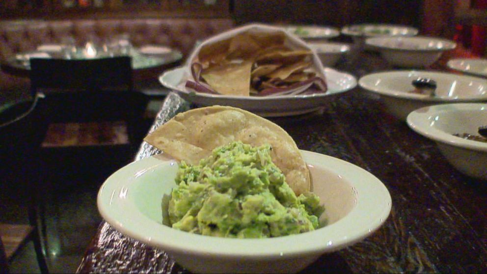 Making your own cinco de mayo for cinco de mayo video for Abc kitchen restaurant week menu