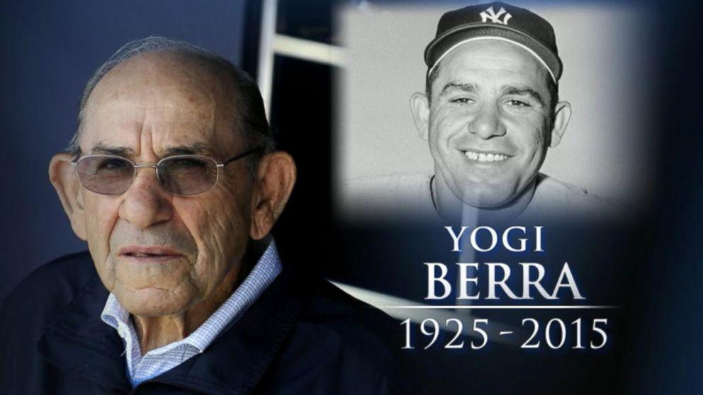New York Yankees Legend Yogi Berra Dies at 90