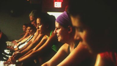 VIDEO: Rowing Workout Craze