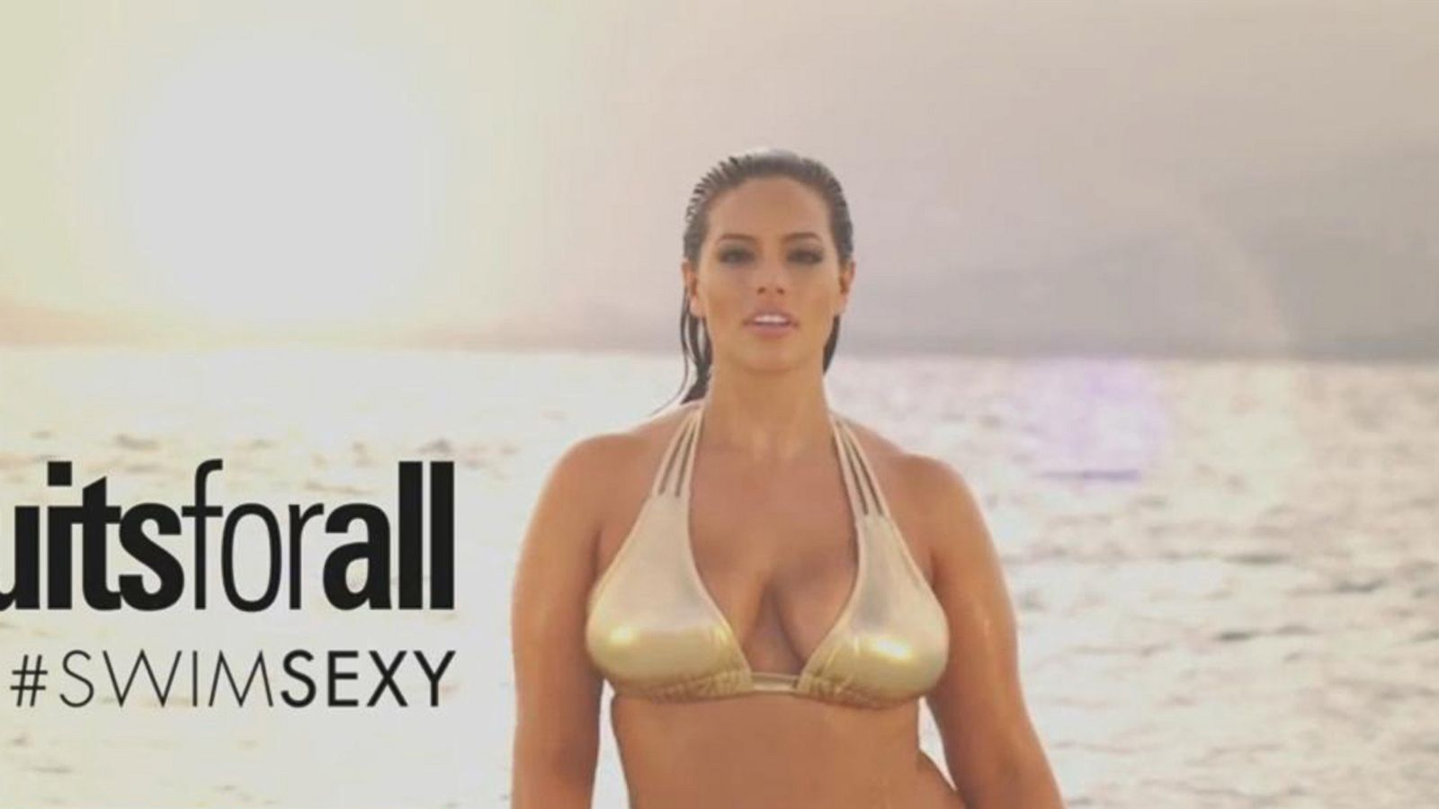 b523a6c726157 Plus-Size Model Featured in Sports Illustrated Swimsuit Issue - ABC News